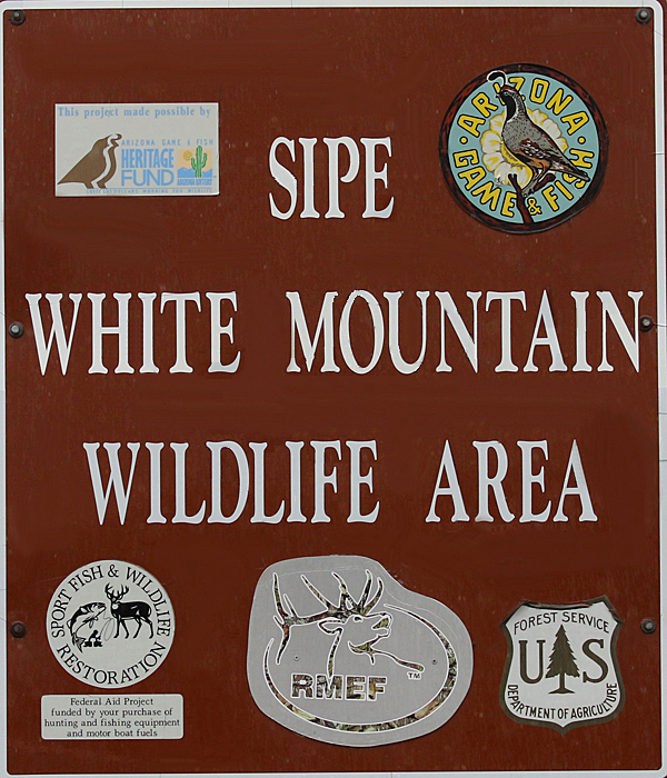 SIPE Wildlife Area